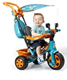 Famosa 800003923 - Triciclo Baby Plus Music