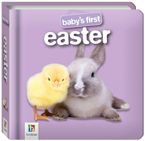 Baby'S First Easter (Baby'S First (Hinkler)) back-442479
