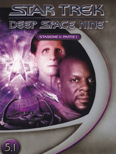 Star Trek - Deep Space Nine Stagione 05 Volume 01 Episodi 01-12 [3 DVDs] [IT Import]