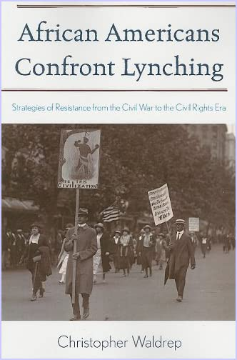 African Americans Confront Lynching : Strategies of Resistance From the Civil War to the Civil Rights Era