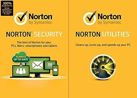 Norton Security with Norton Utilities Bundle [Download]