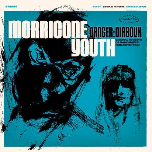 Vinilo : Morricone Youth - Danger: Diabolik (Blue)