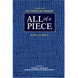 All of a Piece: A Life with Multiple Sclerosisby Barbara D. Webster