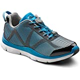 Katy Women S Therapeutic Extra Depth Athletic Shoe Leather-and-Mesh Lace Turquoise -9.0 Wide (C-D) Turquoise Lace...