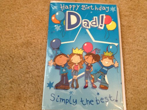 Happy Birthday Dad - Singing Birthday Card - 1