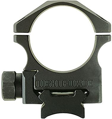 NightForce 30mm Steel Ring Sets, Sizes NightForce 30mm High Steel Ring Set - A104 by Nightforce Riflescopes