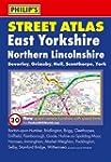Philip's Street Atlas East Yorkshire...