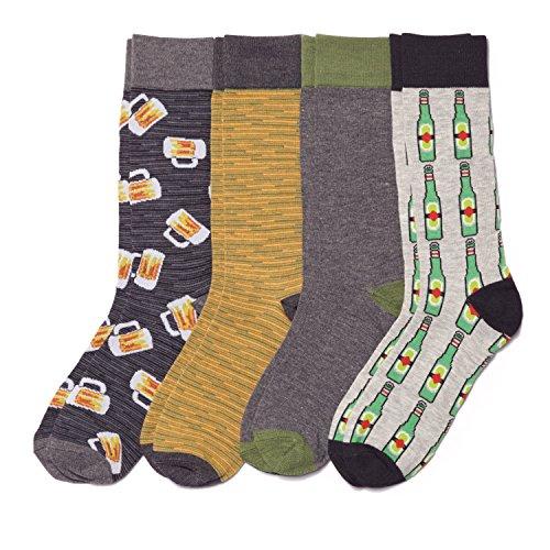 Basic Outfitters Novelty Dress Socks