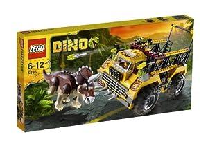 LEGO Dino 5885: Triceratops Trapper
