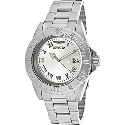 Invicta Watches Womens Pro Diver Stainless Steel Watch
