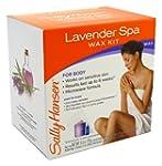 Sally Hansen Lavender Spa Wax Remover...