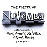 The Poetry of November: A Month in Verse