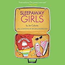 Sleepaway Girls Audiobook by Jen Calonita Narrated by Eileen Stevens