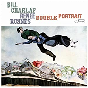 Bill Charlap and Renee Rosnes - Double Portraitcover