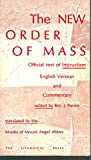 img - for The New Order of Mass. An Introduction and Commentary. book / textbook / text book