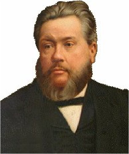 Christian Classics: five books by Charles Spurgeon in a single file, with active table of contents, improved 9/21/2010