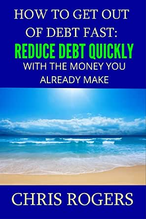 how to get out of financial debt fast