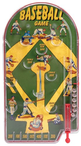 Schylling Home Run Pinball Toy - 1