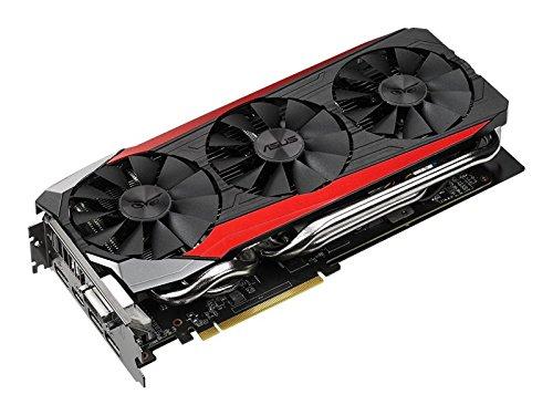 ASUS-STRIX-Radeon-R9-390-Overclocked-8-GB-DDR5-512-bit-DisplayPort-HDMI-14a-DVI-I-Gaming-Graphics-Card