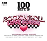 Various Artists 100 Hits: Rock 'N' Roll Love Songs