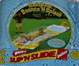 Slip d Slide:Rainbow rebound 'N Splash