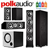 Polk Audio 5.1 Speaker Bundle with