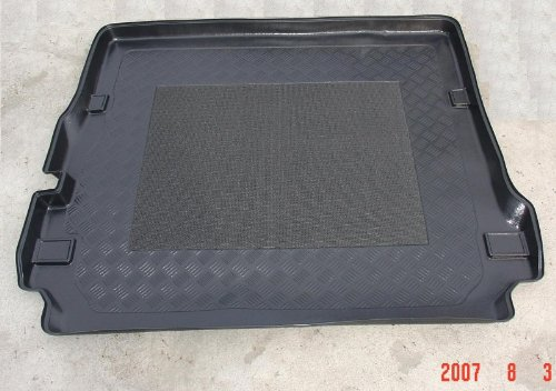 Premium Rubberised Boot Liner Land Rover Discovery 3 5 Door SUV 2004 To 2008
