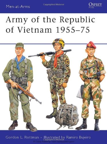 Army of the Republic of Vietnam 1954-75 (Men-at-Arms)