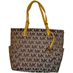 Women's Michael Kors Purse Handbag Tote Jet Set