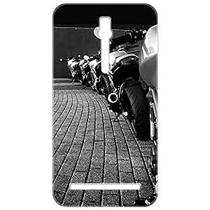 a AND b Designer Printed Mobile Back Cover / Back Case For Asus ZenFone 2 (ZEN_2_3D_304)