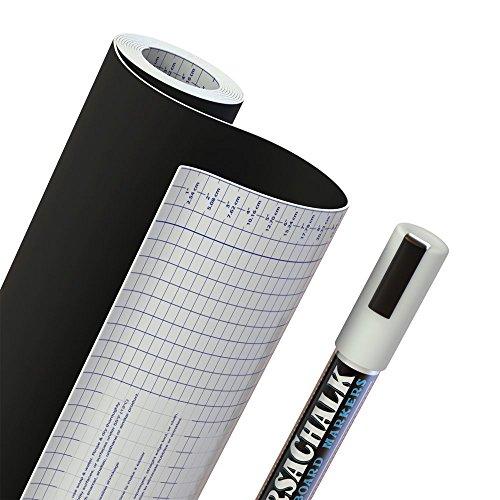 chalkboard-contact-paper-bonus-chalk-marker-18-w-x-96-l-8-feet-33-more-than-other-brands