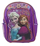 Disney Frozen Elsa and Anna Elsa 16 Backpack School Kids