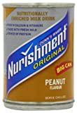Dunns River Nurishment Original Peanut 400 g (Pack of 12)