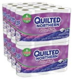 Health & Beauty Online Shop Ranking 3. Quilted Northern Ultra Plush Bath Tissue, 48 Double Rolls