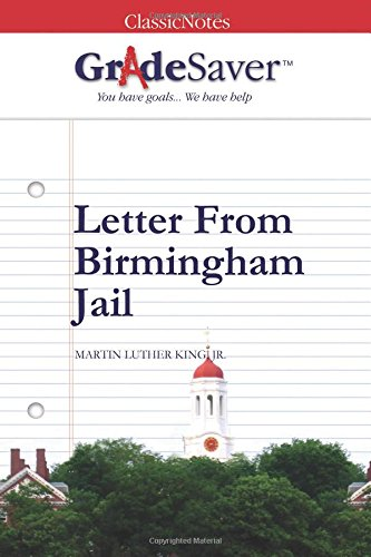 "letter from birmingham jail soaps essay ""letter from birmingham jail"" essay - free essay reviews."