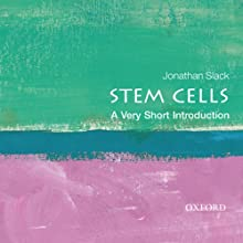 Stem Cells: A Very Short Introduction  Audiobook by Jonathan Slack Narrated by Kevin Young