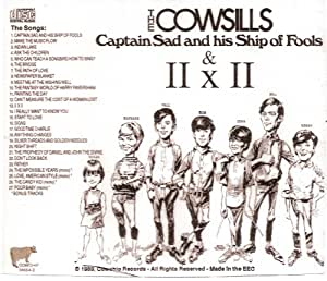 Cowsills Captain Sad And His Ship Of Fools