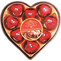 Skylofts Romantic Heart Box With Heart Shaped Chocolates