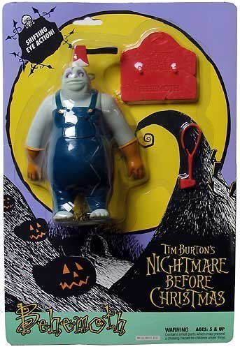 Tim Burton's Nightmare Before Christmas Behemoth - 1