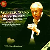 Mussorgsky: Bilder einer Ausstellung / Debussy Das Martyrium des Heiligen Sebastian, Symphonische Fragmente