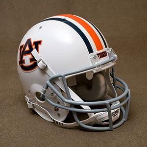 Amazon.com : AUBURN TIGERS 1966-1978 Football Helmet ...