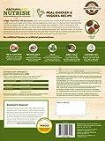 Rachael Ray Nutrish Dry Dog Food, Chicken & Vegetable Recipe, 28-Pound