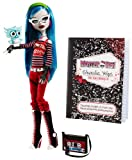 51RlK4hJPxL. SL160  Monster High Ghoulia Yelps Doll with Pet Owl Sir Hoots A Lot