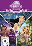 Küss den Frosch / Rapunzel - Neu Verföhnt / Pocahontas [3 DVDs]