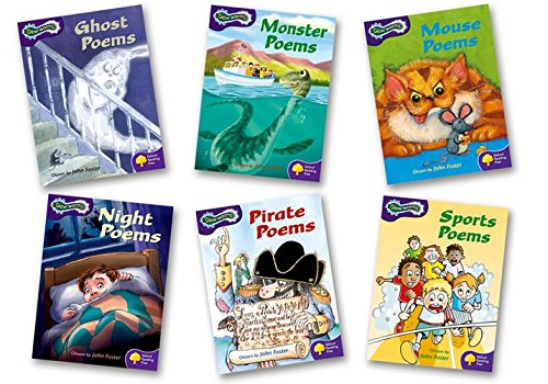 Oxford Reading Tree: Level 11: Glow-worms: Pack (6 books, 1 of each title)