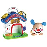 Fisher Price Laugh and Learn Puppy's Playhouse