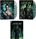 Arrow DVD season 1-3, One, Two, Three...