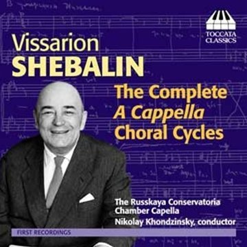COMPLETE A CAPELLA CHORAL CYCLES