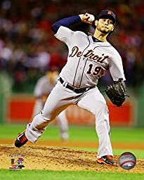 Anibal Sanchez Game 1 of the 2013 American League Championship Series Photo by Photo File