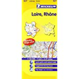 Michelin Map France: Loire, Rhne 327